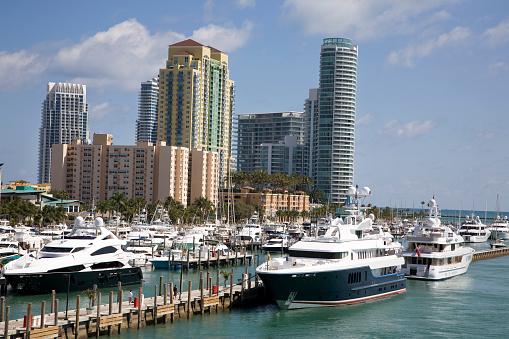 Miami Beach「サウスビーチマイアミ」:スマホ壁紙(11)