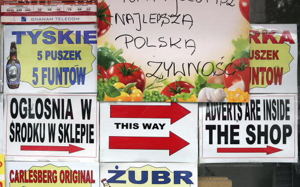 Poland「Polish Work Force Leads to Largest Migration In Centuries」:写真・画像(13)[壁紙.com]