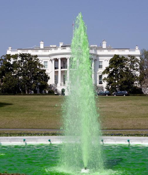Joshua Roberts「President Obama Celebrates St. Patrick's Day」:写真・画像(7)[壁紙.com]