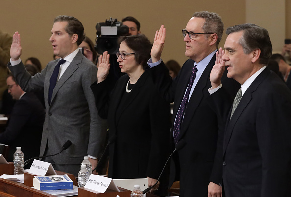 Court Hearing「House Judiciary Committee Holds First Impeachment Inquiry Hearing」:写真・画像(11)[壁紙.com]