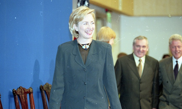 1998「President Clinton's Visit to Ireland 1998」:写真・画像(8)[壁紙.com]