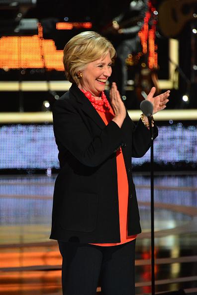 US Democratic Party 2016 Presidential Candidate「Black Girls Rock! 2016 - Show」:写真・画像(9)[壁紙.com]