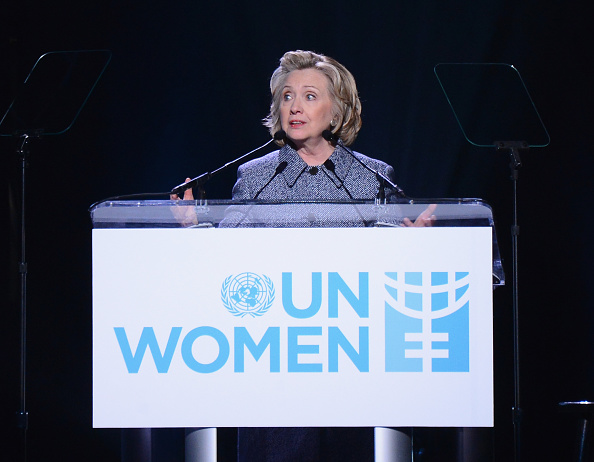 US Democratic Party 2016 Presidential Candidate「Step It Up For Gender Equality Celebrates The 20th Anniversary Of The Fourth World Conference On Women In Beijing」:写真・画像(6)[壁紙.com]