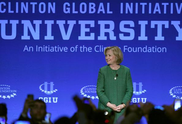 Big Data「Hillary And Chelsea Clinton Host Clinton Global Initiative University」:写真・画像(17)[壁紙.com]
