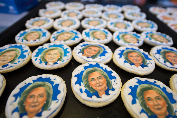 Sweet Food「Nation Goes To The Polls In Contentious Presidential Election Between Hillary Clinton And Donald Trump」:写真・画像(18)[壁紙.com]