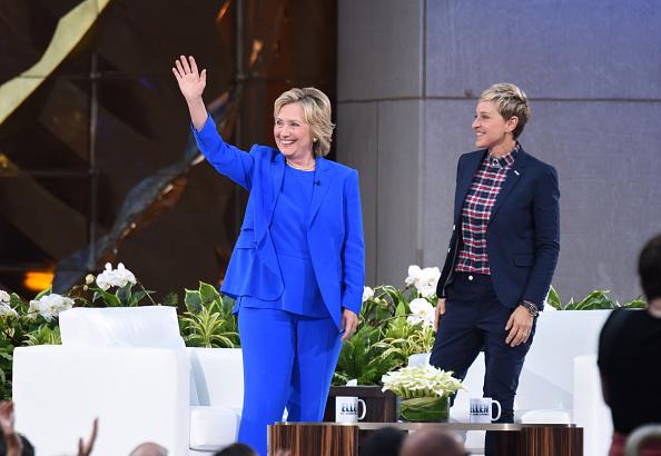 登場「'The Ellen Degeneres Show' Season 13 Bi-Coastal Premiere」:写真・画像(16)[壁紙.com]