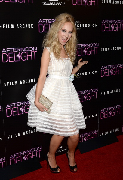 "Baby Doll Dress「Premiere Of The Film Arcade And Cinedigm's ""Afternoon Delight"" - Arrivals」:写真・画像(16)[壁紙.com]"