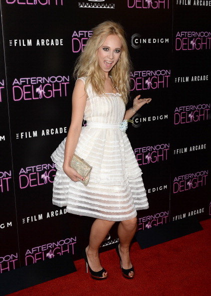 "Baby Doll Dress「Premiere Of The Film Arcade And Cinedigm's ""Afternoon Delight"" - Arrivals」:写真・画像(15)[壁紙.com]"