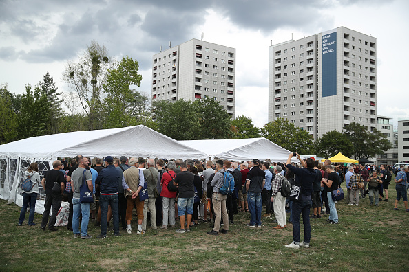 "Saxony「Identitarian Movement Holds ""Europa Nostra"" Gathering」:写真・画像(2)[壁紙.com]"