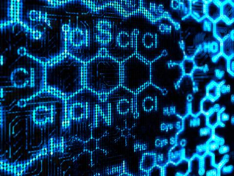 Molecular Structure「Chemical formulas」:スマホ壁紙(17)