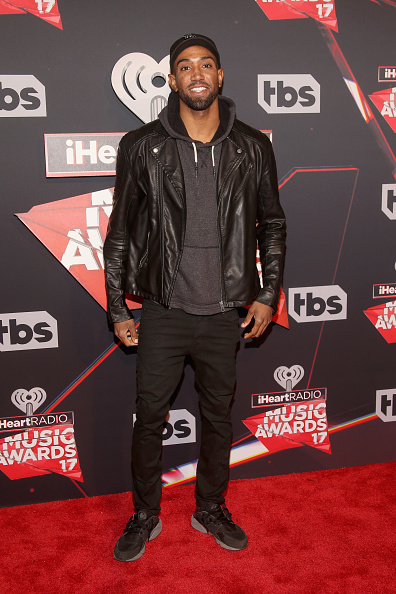 Leather Jacket「iHeartRadio Music Awards - Red Carpet Arrivals」:写真・画像(1)[壁紙.com]
