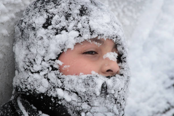 天気「Winter Storm Brings Over 6 Inches Of Snow To Chicago」:写真・画像(7)[壁紙.com]