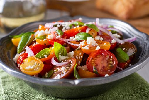 Cherry Tomato「Tomato Salad」:スマホ壁紙(9)