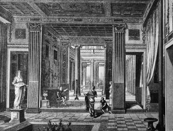 花瓶「A Roman Home」:写真・画像(11)[壁紙.com]