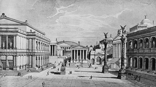 Ancient Civilization「Roman Forum」:写真・画像(7)[壁紙.com]