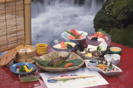 Japan「Kawadoko dining in Kyoto, Japan」:スマホ壁紙(1)