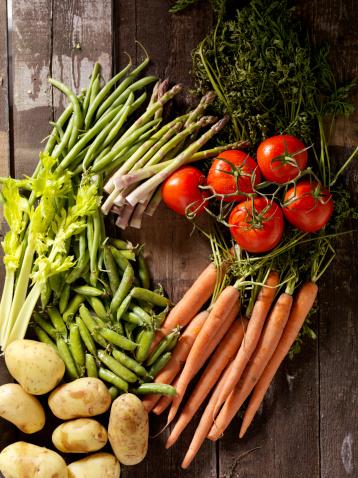 Vegetables「オーガニック野菜のファーマーズマーケット」:スマホ壁紙(10)