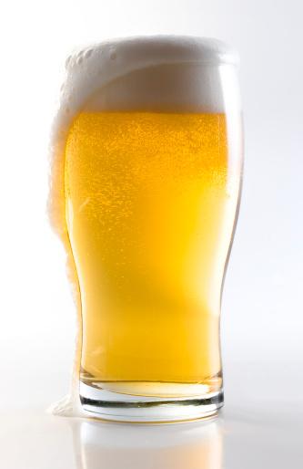 Liquid「Beer Glass w/Clipping Path」:スマホ壁紙(8)
