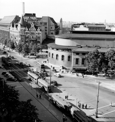 Cable Car「Helsinki」:スマホ壁紙(8)