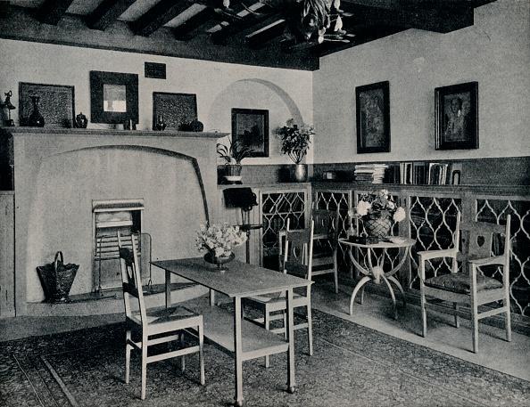 Furniture「'Garden Corner', c1907」:写真・画像(1)[壁紙.com]
