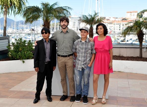 66th International Cannes Film Festival「'La Jaula De Oro' Photocall - The 66th Annual Cannes Film Festival」:写真・画像(12)[壁紙.com]