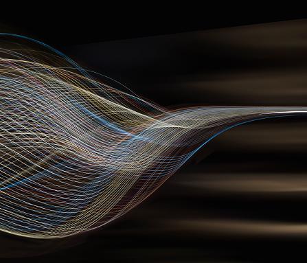 Data「Communications Technology Light Strands」:スマホ壁紙(8)