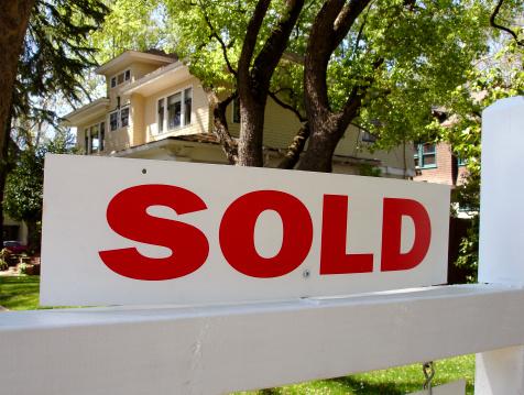 Real Estate Sign「Sold real estate sign」:スマホ壁紙(14)