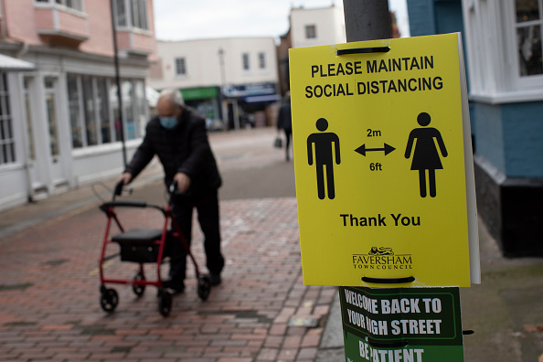 Kent - England「Swale Reports Highest Number Of Covid-19 Cases In England」:写真・画像(3)[壁紙.com]