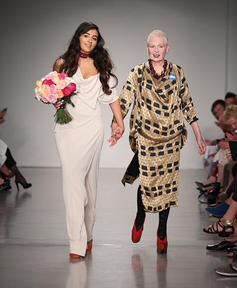 Vivienne Westwood - Designer Label「Vivienne Westwood Red Label: Runway - London Fashion Week SS15」:写真・画像(16)[壁紙.com]