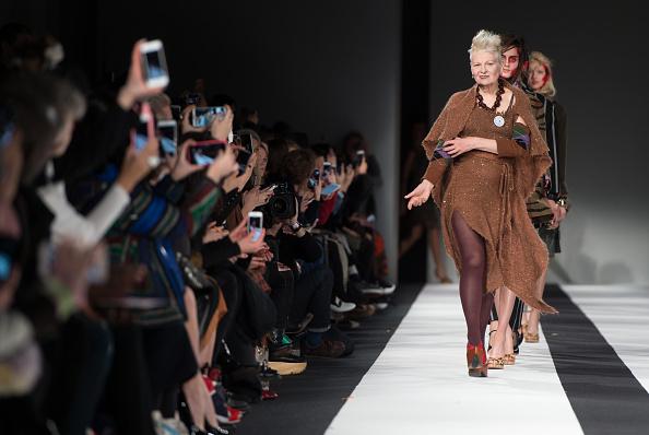 Vivienne Westwood - Designer Label「Vivienne Westwood Red Label - Runway - LFW FW15」:写真・画像(19)[壁紙.com]