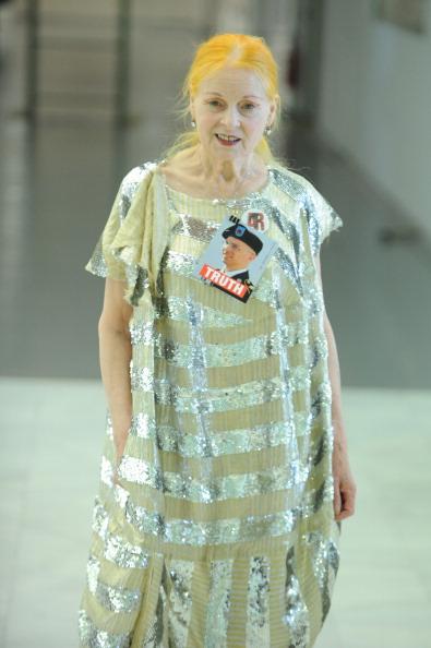 Vivienne Westwood - Designer Label「Vivienne Westwood - Backstage - MFW S/S 2014」:写真・画像(8)[壁紙.com]