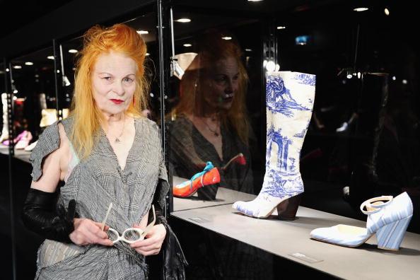 Boot「Vivienne Westwood Shoes: An Exhibition 1973-2010」:写真・画像(14)[壁紙.com]