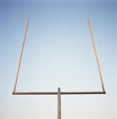 Goal Post「Football goal post」:スマホ壁紙(3)
