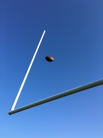 Goal Post「Football goal post」:スマホ壁紙(4)