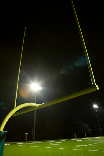Gulf Coast States「Football goal post」:スマホ壁紙(2)