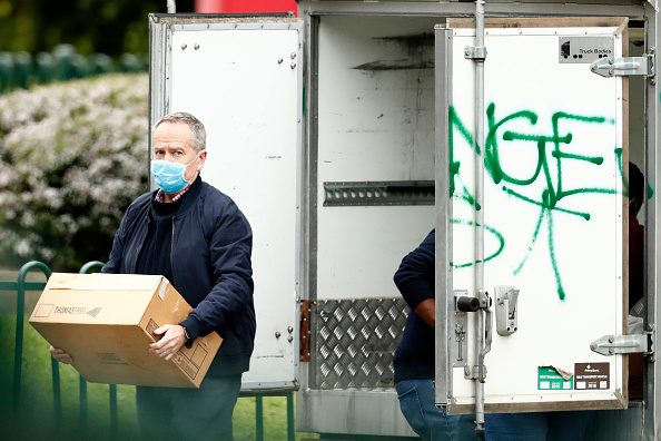 Three Quarter Length「Melbourne Suburbs Remain In Lockdown As Victoria Continues To Confirm New COVID-19 Cases」:写真・画像(9)[壁紙.com]