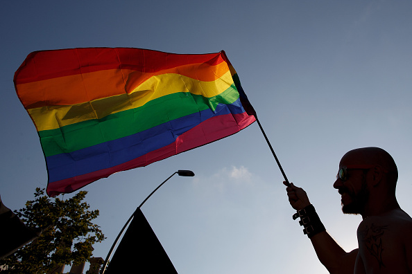 LGBTQI Rights「Gay Pride Celebrated In Barcelona」:写真・画像(10)[壁紙.com]