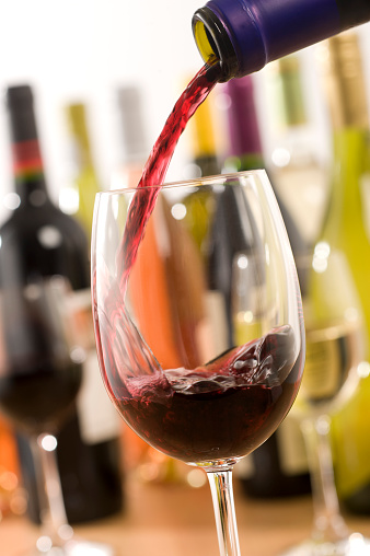 Wine Bottle「Wine Tasting」:スマホ壁紙(19)
