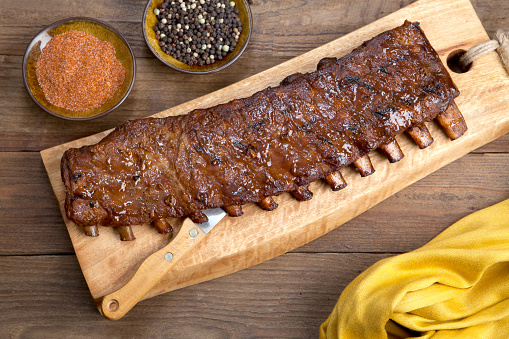 Barbecue Pork「Full Rack of Ribs」:スマホ壁紙(19)