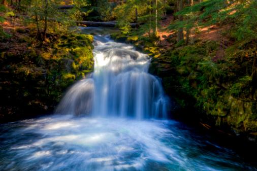 Umpqua National Forest「Whitehorse Falls Northeastern Umpqua Southern Or」:スマホ壁紙(16)