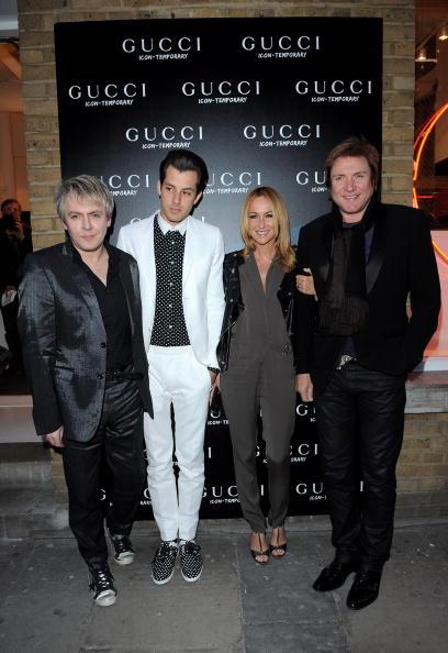 Frida Giannini「Gucci Icon Temporary: London Opening - Arrivals」:写真・画像(15)[壁紙.com]