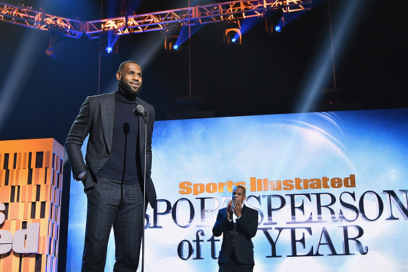 Talking「Sports Illustrated Sportsperson of the Year Ceremony 2016」:写真・画像(18)[壁紙.com]