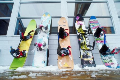 スノーボード「Snowboards」:スマホ壁紙(7)