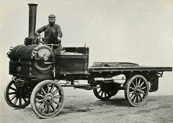 Mode of Transport「Yorskhire Steam Wagon」:写真・画像(5)[壁紙.com]