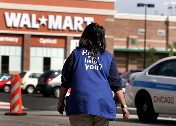 Wal-mart「Wal-Mart Opens Its First Chicago Store」:写真・画像(5)[壁紙.com]