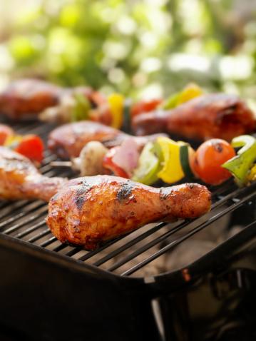 Grilled「BBQ Chicken」:スマホ壁紙(0)
