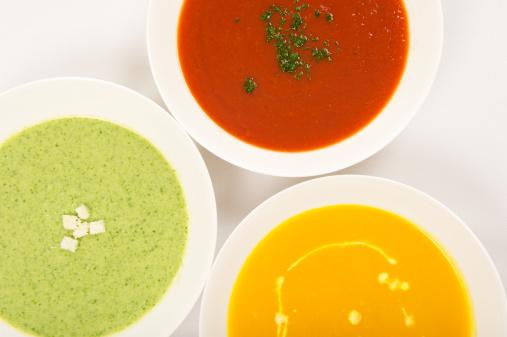 Vegetarian Food「Soups」:スマホ壁紙(16)