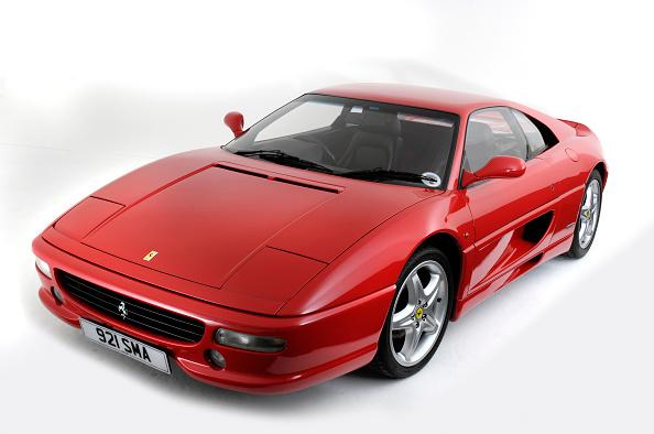 Ferrari「1994 Ferrari F355 Berlinetta」:写真・画像(6)[壁紙.com]