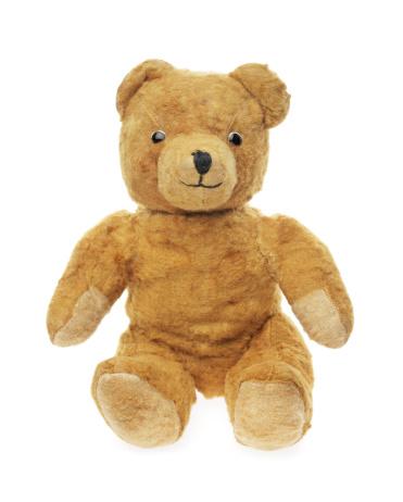 ぬいぐるみ「Vintage teddybear」:スマホ壁紙(18)