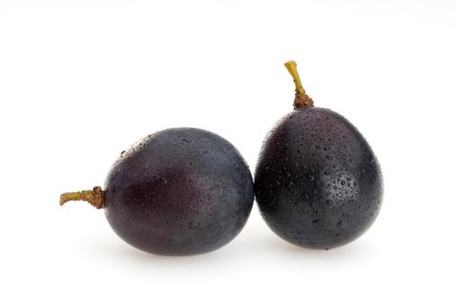 Grape「Black  grapes」:スマホ壁紙(5)